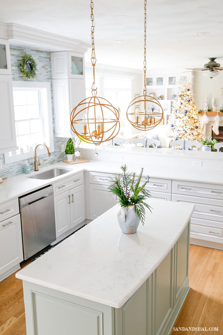 Christmas in the Coastal Kitchen