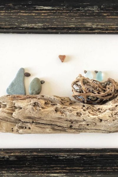 Beach Art - Heidi Peters- Family Nest