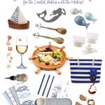 coastal hostess gifts