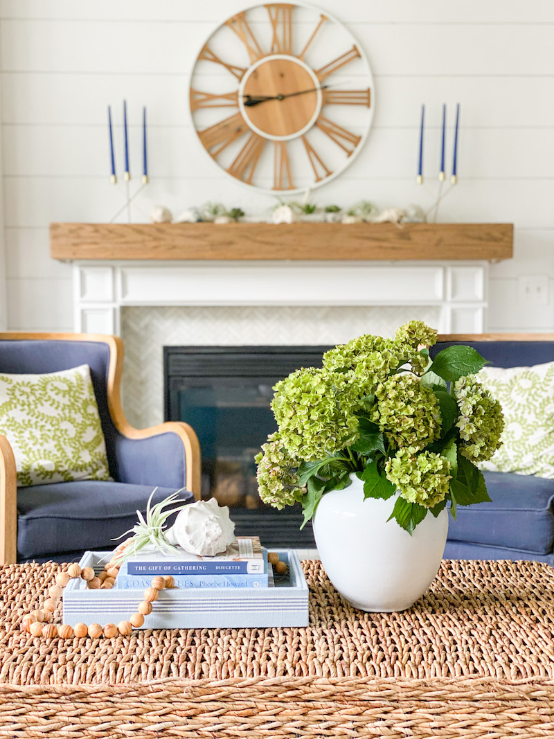 Tried and True Tips How to Style a Coffee Table