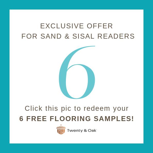 Twenty & Oak Free Flooring Samples