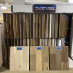 Palmetto Road Flooring Sample Boards
