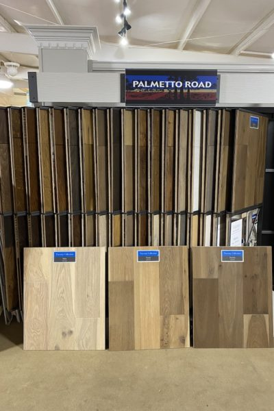Palmetto Road Flooring Sample Boards