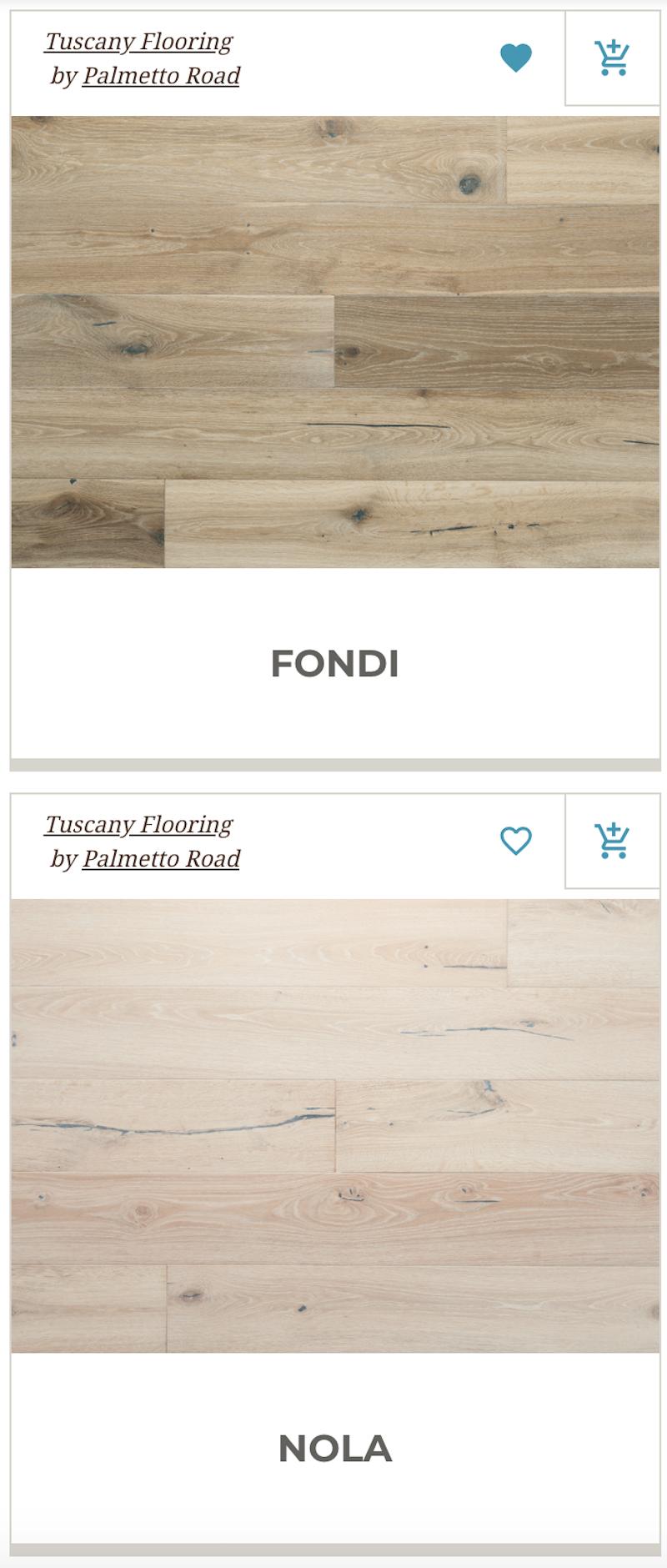 Twenty and Oak - Tuscany Flooring - Fondi and Nola