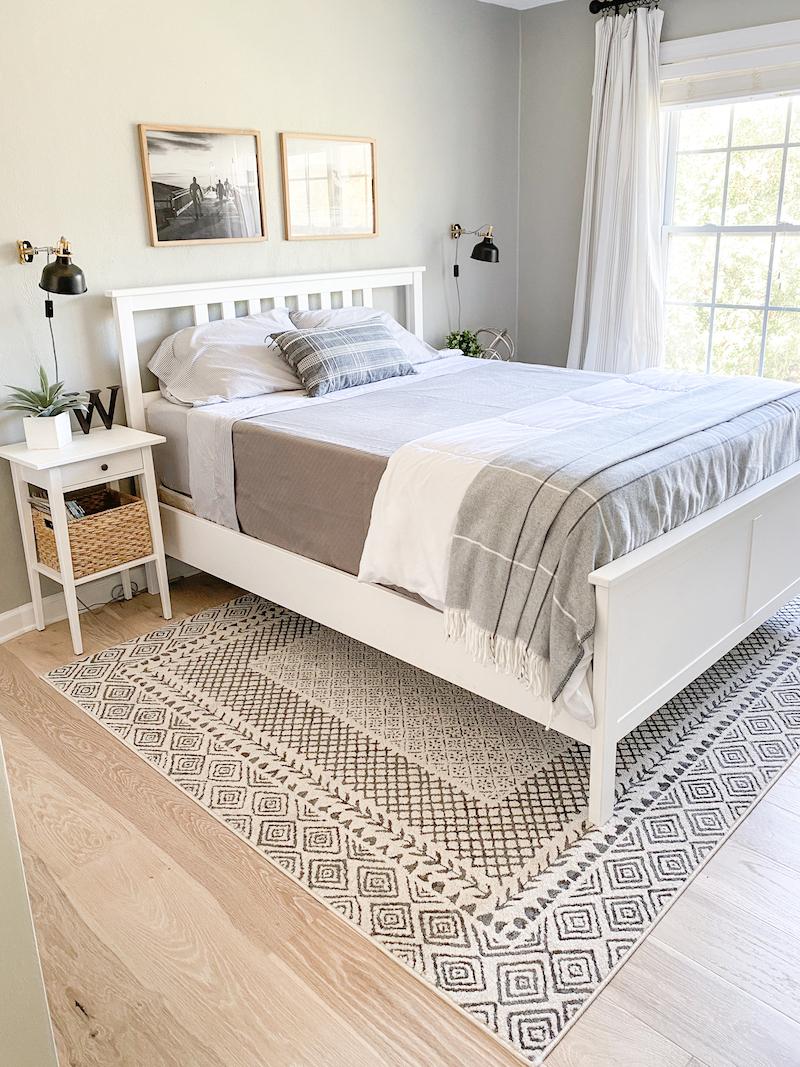 Twenty and Oak Flooring - Coastal Modern Bedroom