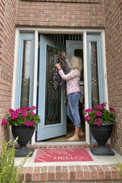 Spruce Up the Front Porch for Spring